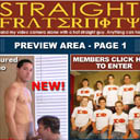 Straight fraternity