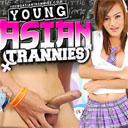 Young asian trannies